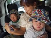 MINMI,子供,ダウン症,名前,マカ,本名,4人目,学校,画像