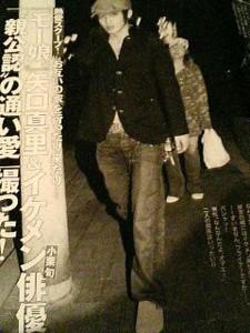 矢口真里,元彼,謎の死,俳優,川久保拓司,誰,画像