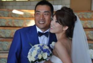 山本昌広,離婚,元嫁,子供,韓国,画像