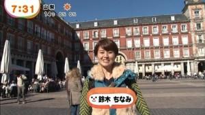 鈴木ちなみ,大学,立教,どこ,実家,高校,名古屋,英語,話せる